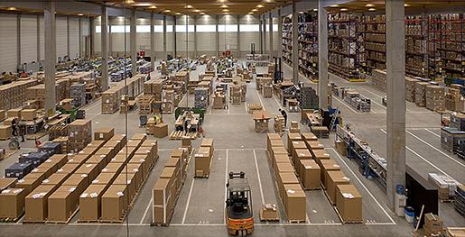 Warburg-HIH Invest приобретает логистический комплекс в Германии