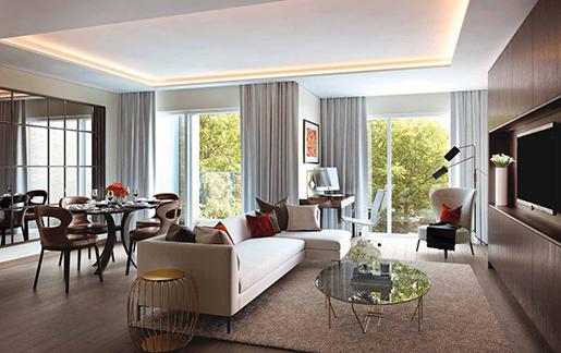 В Британии зафиксировали снижение цен на роскошное жилье