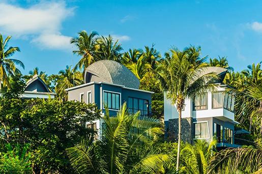Остров Самуи привлекает все больше покупателей недвижимости
