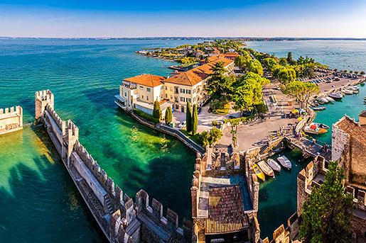 Недвижимость наозерах Италии: растущая популярность Гарда
