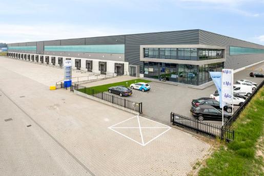 TH Real Estate инвестирует в распределительный центр в Нидерландах