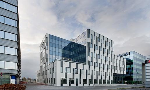 Godewind приобретает офисный комплекс в Германии