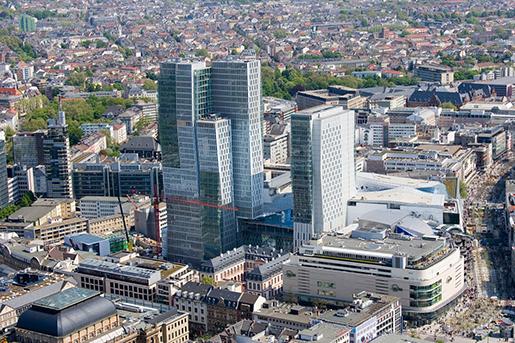Tristan Capital Partners инвестирует в офисное здание в Германии