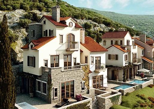 В Черногории зафиксировали рост ценника на новые жилые помещения