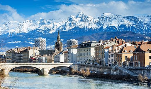 Во Франции определили лучший город для жизни