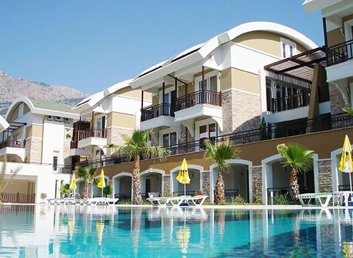 Турецкая недвижимость привлекательна для иностранцев