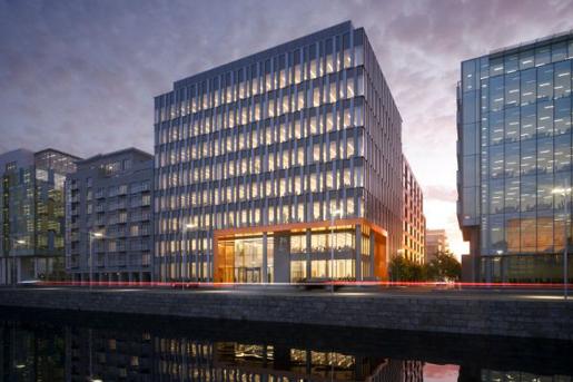 В Ирландии технологические компании активно арендуют офисы