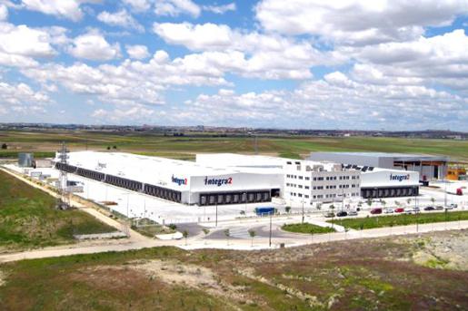 Blackstone приобретает промышленный объект в Испании