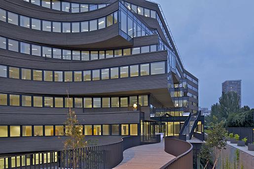 BNP Paribas REIM покупает офисное помещение во Франции