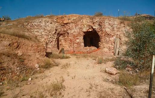 В Австралии возвели уникальный дом в пещере