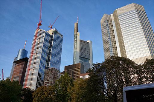 Patrizia приобретает деловой центр в Германии