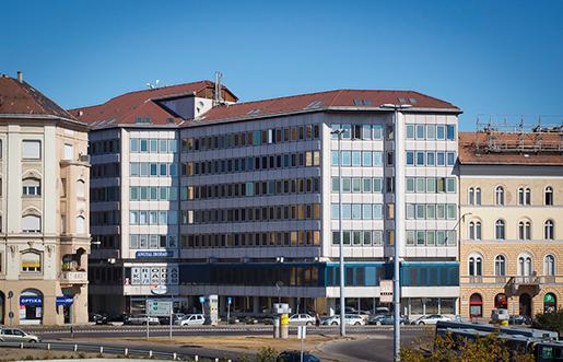 Wing продал офисное здание «Angyal» в Венгрии
