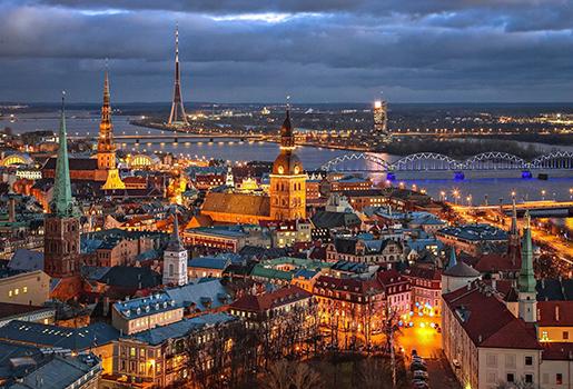 Colonna приобрела офисный объект в Латвии