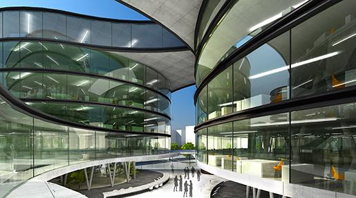 Hana Financial Investment приобретает офисный объект в Германии