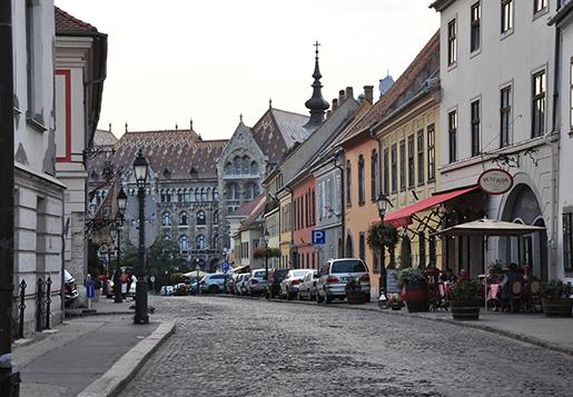 В столице Венгрии наблюдается самый быстрый рост цен на жилые объекты в ЕС