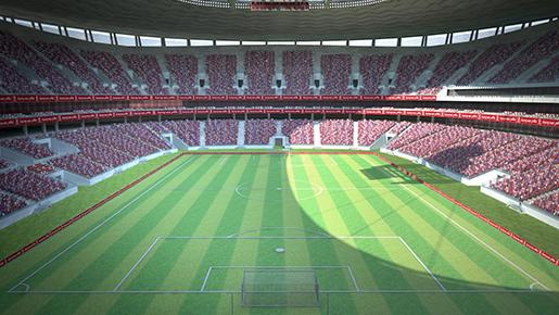 Сербия построит большой спортивный стадион
