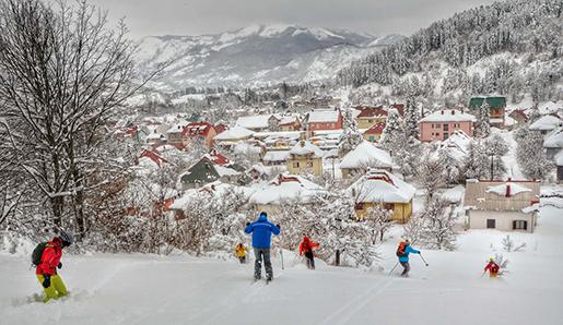 В Черногории открывается новый горнолыжный курорт