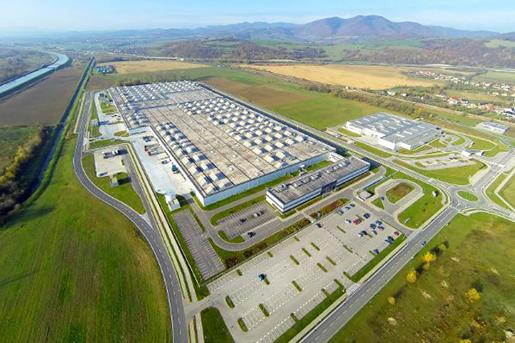 Redside приобретает промышленный парк в Словакии