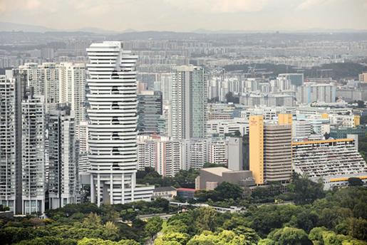 В Сингапуре подешевела «вторичка»