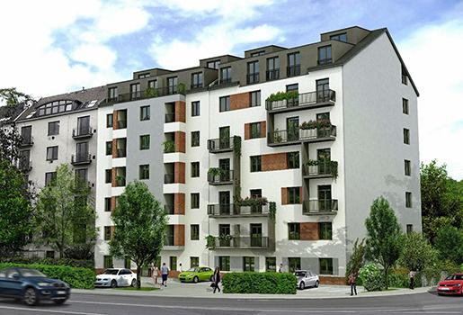 Жилые постройки в Чехии продолжают расти в цене