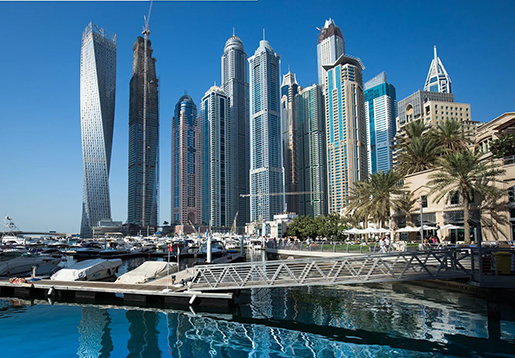В ОАЭ продолжает дешеветь жилье