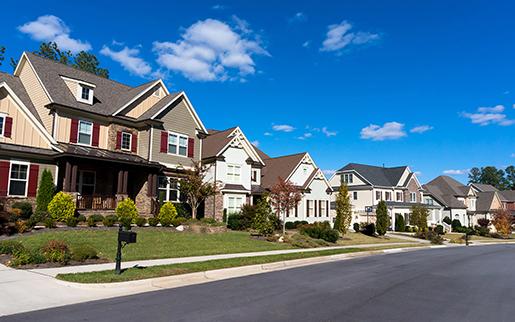 В США стабилизировались цены на жилье