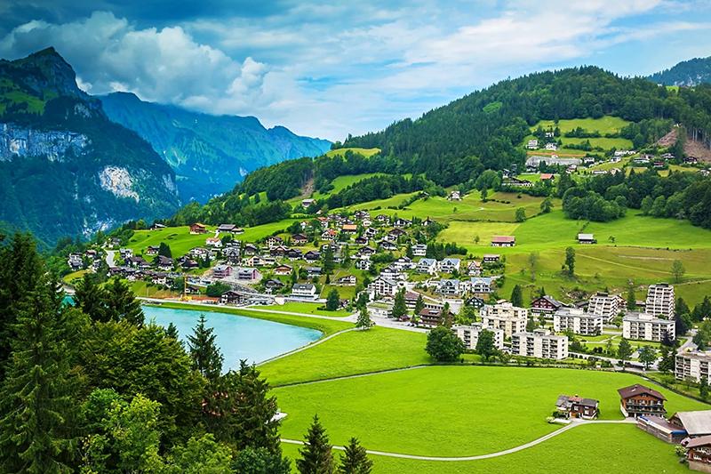 Цены на швейцарскую недвижимость снизились