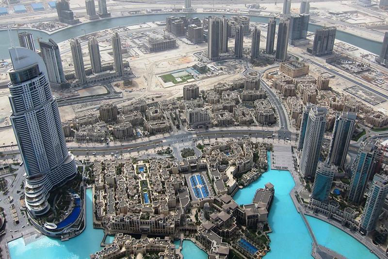 Недвижимость в Дубае подешевела
