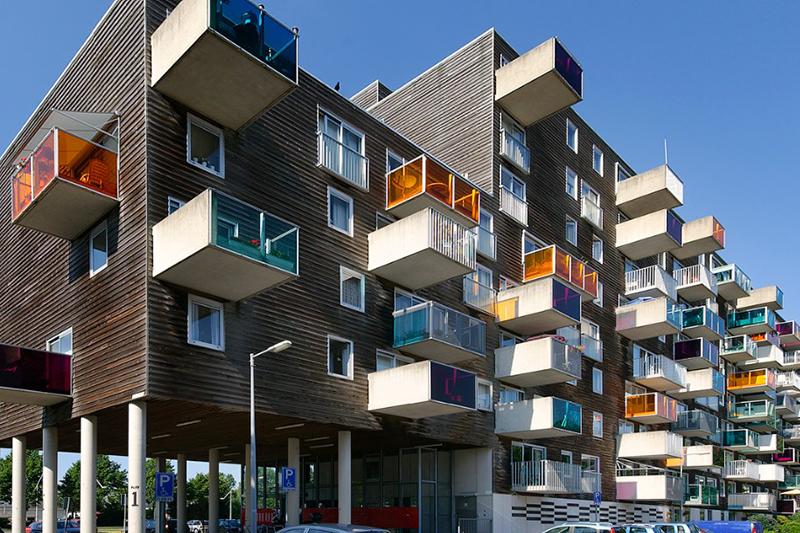 Invesco приобретает жилую застройку в Нидерландах