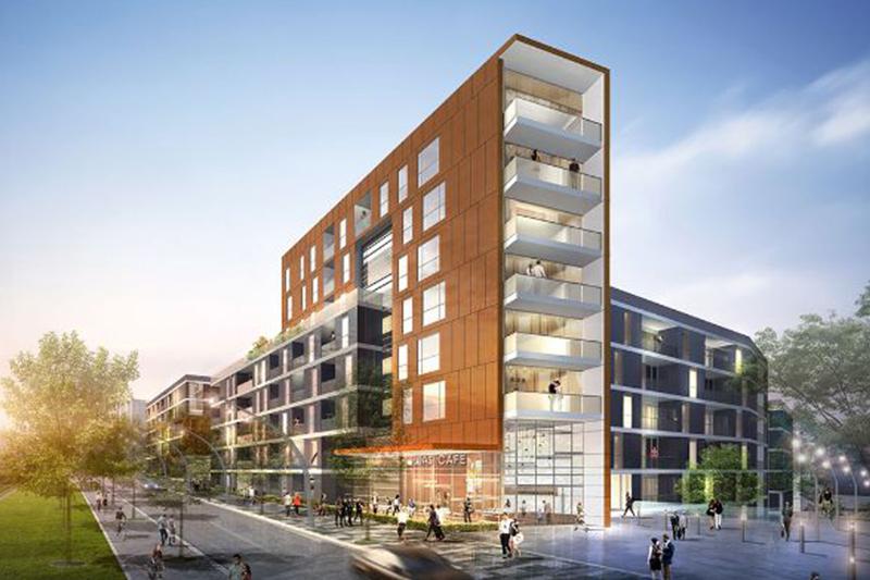 В Ирландии возведут новый жилой комплекс