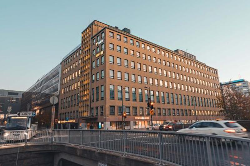 Schroders приобретает офисную недвижимость в Финляндии