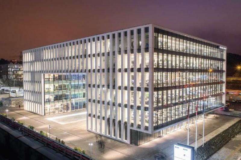 Eastnine инвестирует в офисный парк в Эстонии