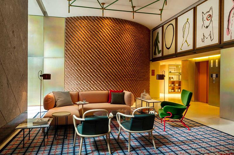 Room Mate открывает свой первый отель во Франции