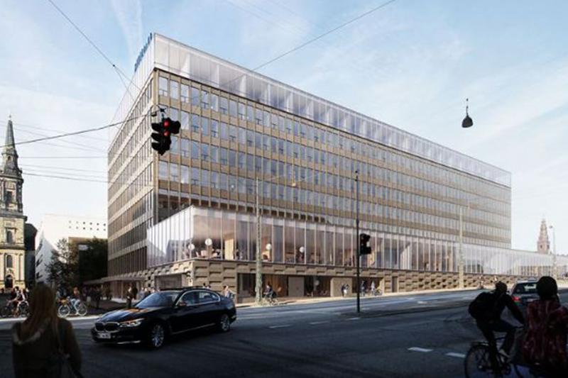 NCC переоборудует штаб-квартиру Nordea в Дании