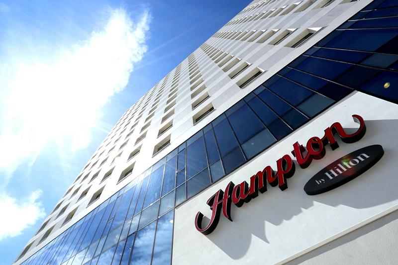 ASG построит новый отель Hampton by Hilton в Испании