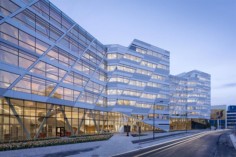 Castellum инвестирует в офисную недвижимость Швеции