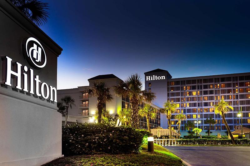 Hilton открывает новые отели во Франции