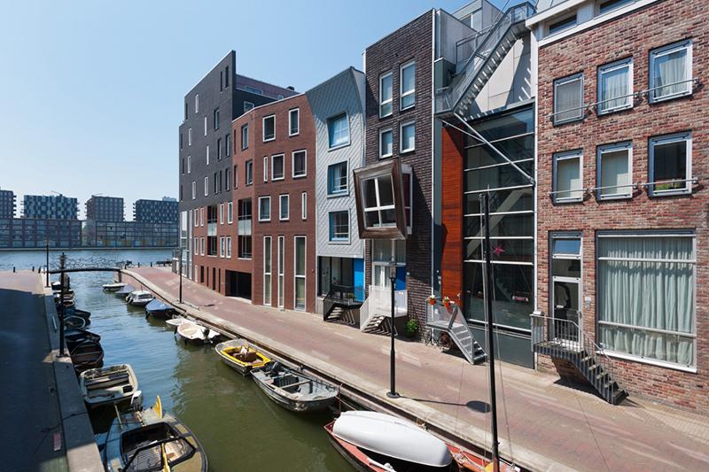 В Нидерландах по-прежнему растут цены на жилые постройки