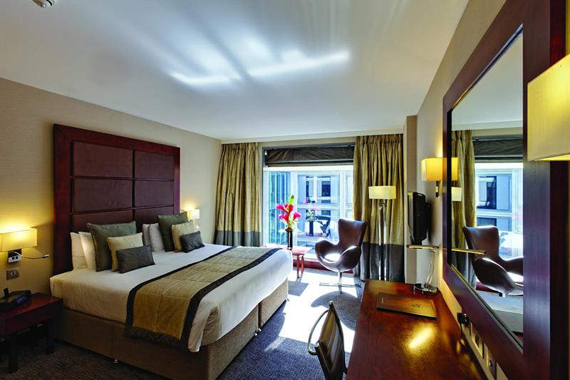 Queensgate Investments приобретает гостиницы в Великобритании