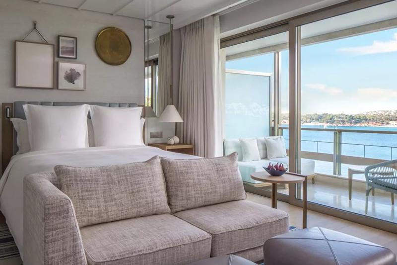 Four Seasons Hotels and Resorts открывает гостиницу в Греции