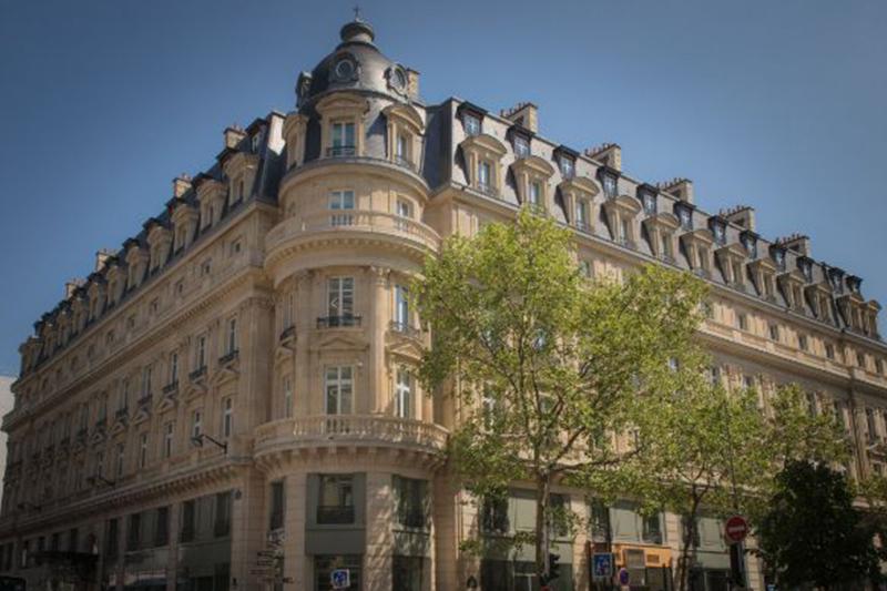 Union Investment покупает деловое здание во Франции