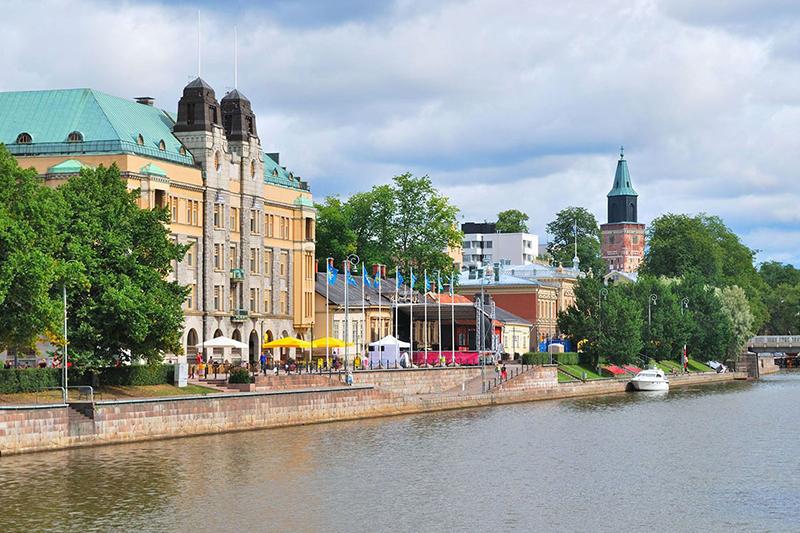 Quadoro приобретает многофункциональное здание в Финляндии