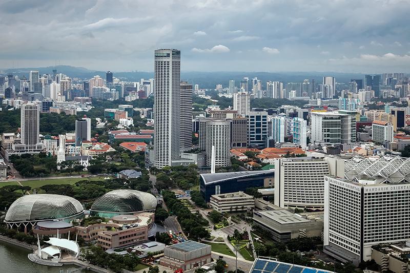 В Сингапуре дорожает недвижимость