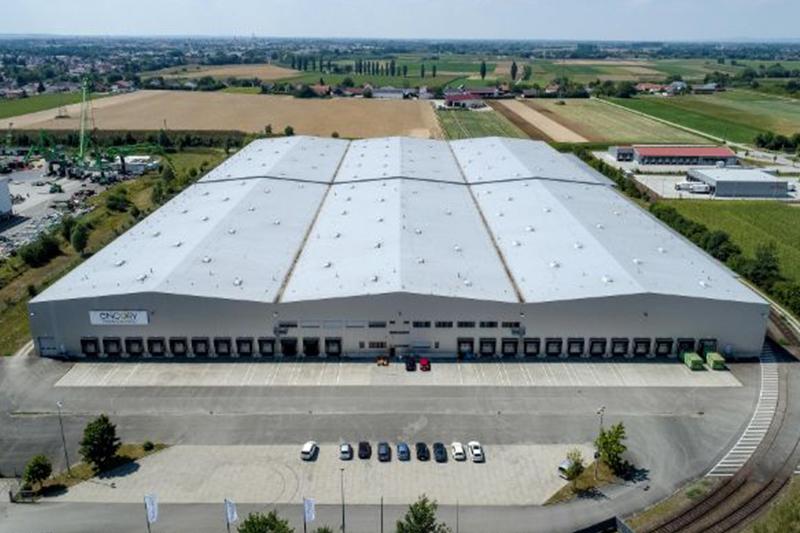 CBRE GI продает логистическое здание в Германии