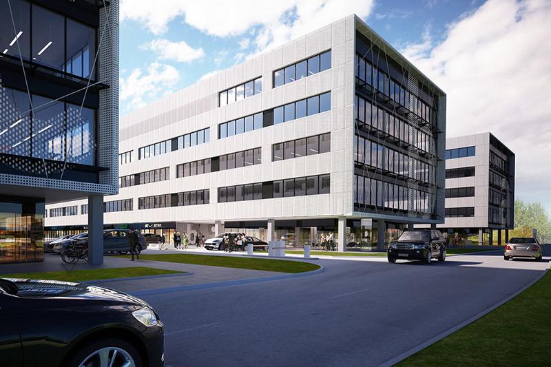 Strabag приобретает офисную недвижимость в Польше