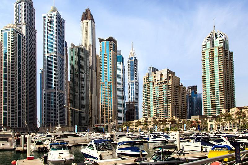Жилые постройки ОАЭ дешевеют
