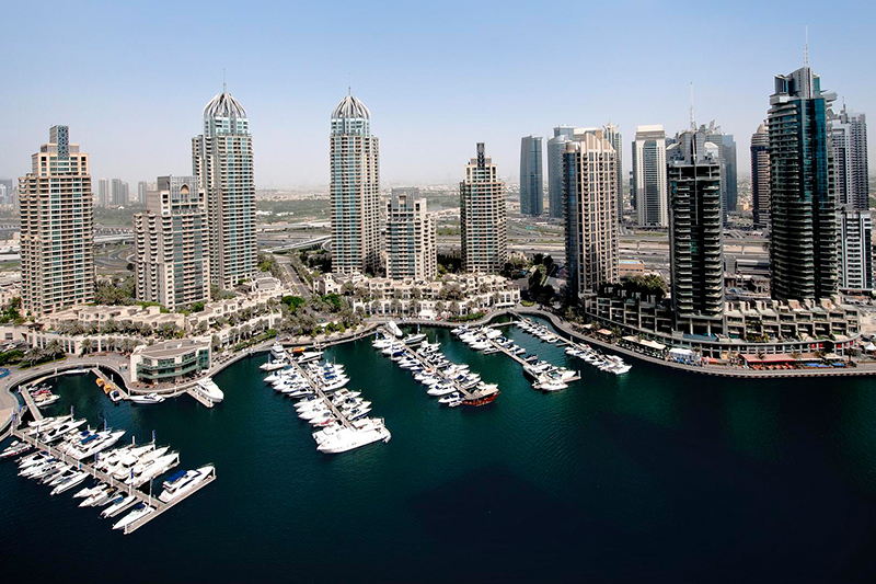 В ОАЭ зафиксировали снижение роста цен на жилье