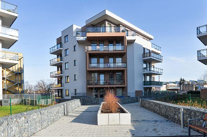 В Чехии выросли цены на вторичную недвижимость