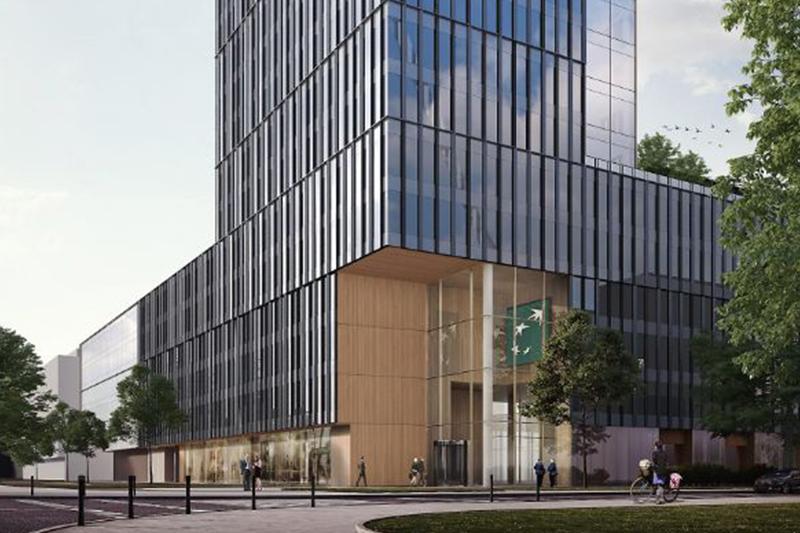 Commerz Real приобретает офисное здание в Польше