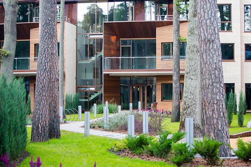 Латвийцы предпочитают приобретать новые дома и квартиры